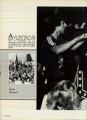 Page 12, 1983 Edition, Richland High School - Rebel Yearbook (Fort Worth, TX) online yearbook collection