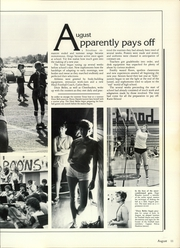Page 15, 1983 Edition, Richland High School - Rebel Yearbook (Fort Worth, TX) online yearbook collection