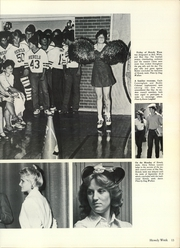 Page 17, 1983 Edition, Richland High School - Rebel Yearbook (Fort Worth, TX) online yearbook collection