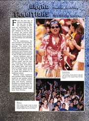 Page 12, 1988 Edition, Richland High School - Rebel Yearbook (Fort Worth, TX) online yearbook collection