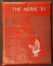Page 1, 1951 Edition, Rusk High School - Aerie Yearbook (Rusk, TX) online yearbook collection