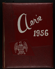 1956 Edition, Rusk High School - Aerie Yearbook (Rusk, TX)