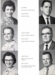Page 17, 1961 Edition, Rusk High School - Aerie Yearbook (Rusk, TX) online yearbook collection