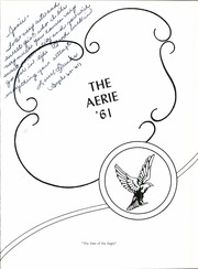 Page 7, 1961 Edition, Rusk High School - Aerie Yearbook (Rusk, TX) online yearbook collection