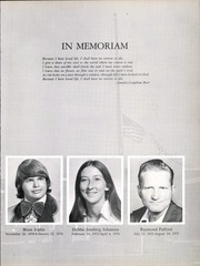 Page 17, 1976 Edition, W E Boswell High School - Pioneer Yearbook (Fort Worth, TX) online yearbook collection