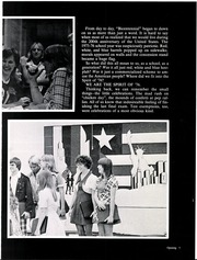 Page 9, 1976 Edition, W E Boswell High School - Pioneer Yearbook (Fort Worth, TX) online yearbook collection