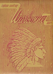1954 Edition, Tuloso Midway High School - Warbonnet Yearbook (Corpus Christi, TX)