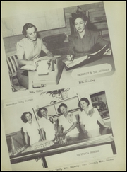 Page 13, 1954 Edition, Tuloso Midway High School - Warbonnet Yearbook (Corpus Christi, TX) online yearbook collection