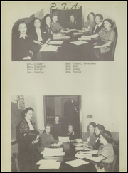 Page 16, 1954 Edition, Tuloso Midway High School - Warbonnet Yearbook (Corpus Christi, TX) online yearbook collection