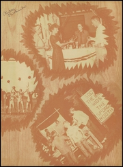 Page 3, 1954 Edition, Tuloso Midway High School - Warbonnet Yearbook (Corpus Christi, TX) online yearbook collection