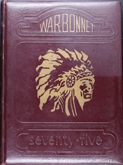 1975 Edition, Tuloso Midway High School - Warbonnet Yearbook (Corpus Christi, TX)