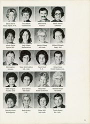 Page 17, 1974 Edition, Hallsville High School - Bobcat Yearbook (Hallsville, TX) online yearbook collection