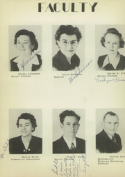 Page 16, 1943 Edition, Sulphur Springs High School - Cats Paw Yearbook (Sulphur Springs, TX) online yearbook collection