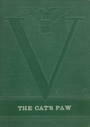 1944 Edition, Sulphur Springs High School - Cats Paw Yearbook (Sulphur Springs, TX)
