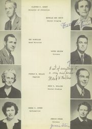 Page 17, 1946 Edition, Sulphur Springs High School - Cats Paw Yearbook (Sulphur Springs, TX) online yearbook collection