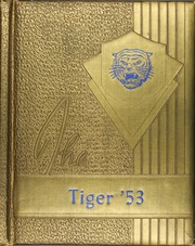 1953 Edition, Sulphur Springs High School - Cats Paw Yearbook (Sulphur Springs, TX)