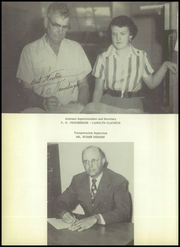 Page 14, 1954 Edition, Sulphur Springs High School - Cats Paw Yearbook (Sulphur Springs, TX) online yearbook collection