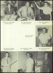 Page 17, 1954 Edition, Sulphur Springs High School - Cats Paw Yearbook (Sulphur Springs, TX) online yearbook collection