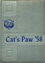 1958 Edition, Sulphur Springs High School - Cats Paw Yearbook (Sulphur Springs, TX)