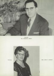 Page 16, 1958 Edition, Sulphur Springs High School - Cats Paw Yearbook (Sulphur Springs, TX) online yearbook collection