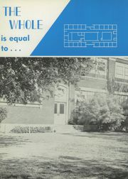 Page 6, 1958 Edition, Sulphur Springs High School - Cats Paw Yearbook (Sulphur Springs, TX) online yearbook collection