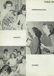 Page 8, 1958 Edition, Sulphur Springs High School - Cats Paw Yearbook (Sulphur Springs, TX) online yearbook collection