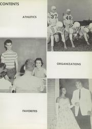 Page 9, 1958 Edition, Sulphur Springs High School - Cats Paw Yearbook (Sulphur Springs, TX) online yearbook collection