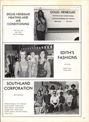 Page 243, 1976 Edition, Sulphur Springs High School - Cats Paw Yearbook (Sulphur Springs, TX) online yearbook collection