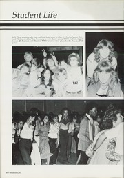 Page 14, 1980 Edition, Sulphur Springs High School - Cats Paw Yearbook (Sulphur Springs, TX) online yearbook collection