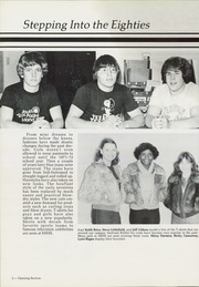 Page 6, 1980 Edition, Sulphur Springs High School - Cats Paw Yearbook (Sulphur Springs, TX) online yearbook collection