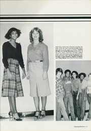 Page 7, 1980 Edition, Sulphur Springs High School - Cats Paw Yearbook (Sulphur Springs, TX) online yearbook collection