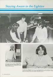 Page 8, 1980 Edition, Sulphur Springs High School - Cats Paw Yearbook (Sulphur Springs, TX) online yearbook collection