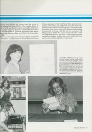 Page 9, 1980 Edition, Sulphur Springs High School - Cats Paw Yearbook (Sulphur Springs, TX) online yearbook collection