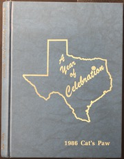 1986 Edition, Sulphur Springs High School - Cats Paw Yearbook (Sulphur Springs, TX)