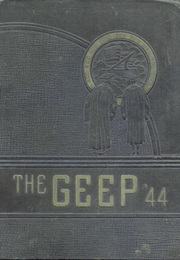 Page 1, 1944 Edition, Grand Prairie High School - Geep Yearbook (Grand Prairie, TX) online yearbook collection
