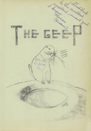 Page 5, 1944 Edition, Grand Prairie High School - Geep Yearbook (Grand Prairie, TX) online yearbook collection
