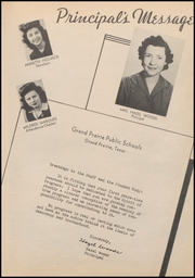 Page 11, 1946 Edition, Grand Prairie High School - Geep Yearbook (Grand Prairie, TX) online yearbook collection