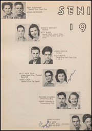 Page 16, 1946 Edition, Grand Prairie High School - Geep Yearbook (Grand Prairie, TX) online yearbook collection