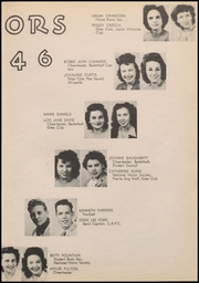 Page 17, 1946 Edition, Grand Prairie High School - Geep Yearbook (Grand Prairie, TX) online yearbook collection