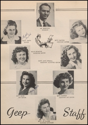 Page 8, 1946 Edition, Grand Prairie High School - Geep Yearbook (Grand Prairie, TX) online yearbook collection