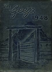 Page 1, 1948 Edition, Grand Prairie High School - Geep Yearbook (Grand Prairie, TX) online yearbook collection