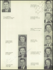 Page 13, 1950 Edition, Grand Prairie High School - Geep Yearbook (Grand Prairie, TX) online yearbook collection
