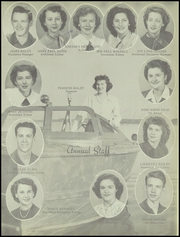 Page 9, 1950 Edition, Grand Prairie High School - Geep Yearbook (Grand Prairie, TX) online yearbook collection