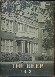Page 1, 1951 Edition, Grand Prairie High School - Geep Yearbook (Grand Prairie, TX) online yearbook collection