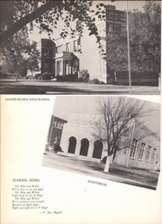 Page 12, 1951 Edition, Grand Prairie High School - Geep Yearbook (Grand Prairie, TX) online yearbook collection