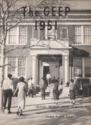 Page 7, 1951 Edition, Grand Prairie High School - Geep Yearbook (Grand Prairie, TX) online yearbook collection