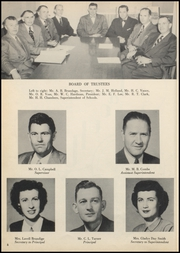 Page 10, 1953 Edition, Grand Prairie High School - Geep Yearbook (Grand Prairie, TX) online yearbook collection