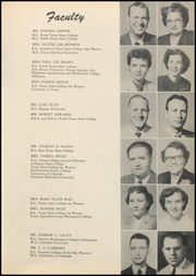 Page 11, 1953 Edition, Grand Prairie High School - Geep Yearbook (Grand Prairie, TX) online yearbook collection