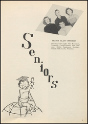 Page 13, 1953 Edition, Grand Prairie High School - Geep Yearbook (Grand Prairie, TX) online yearbook collection