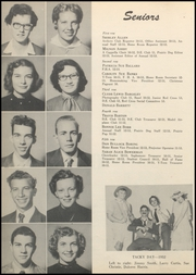 Page 14, 1953 Edition, Grand Prairie High School - Geep Yearbook (Grand Prairie, TX) online yearbook collection